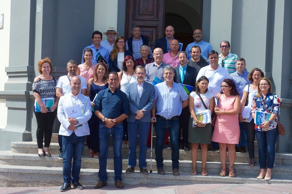 Noticias de fuerteventura for Sello del ministerio del interior