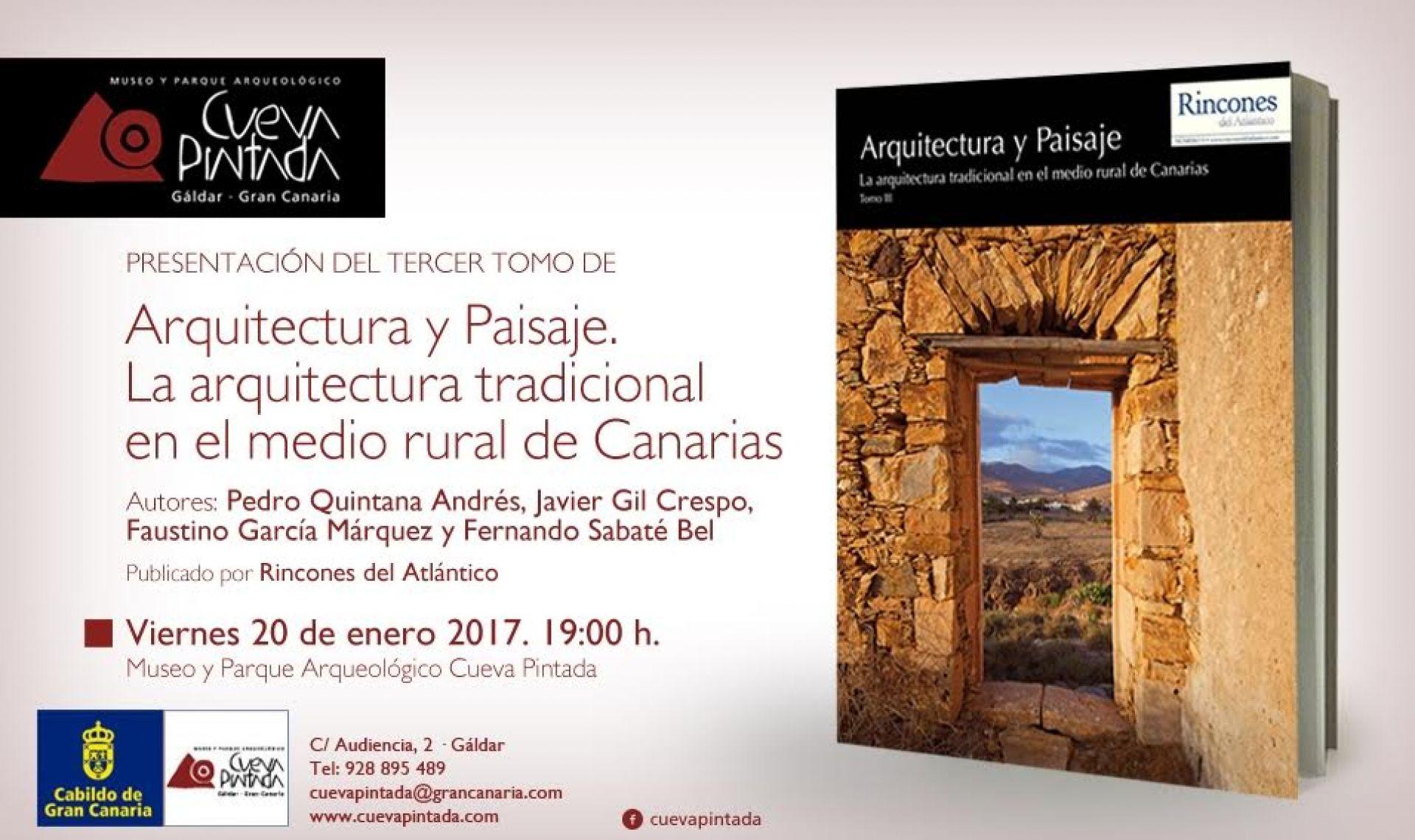 La Arquitectura Tradicional En El Medio Rural De Canarias